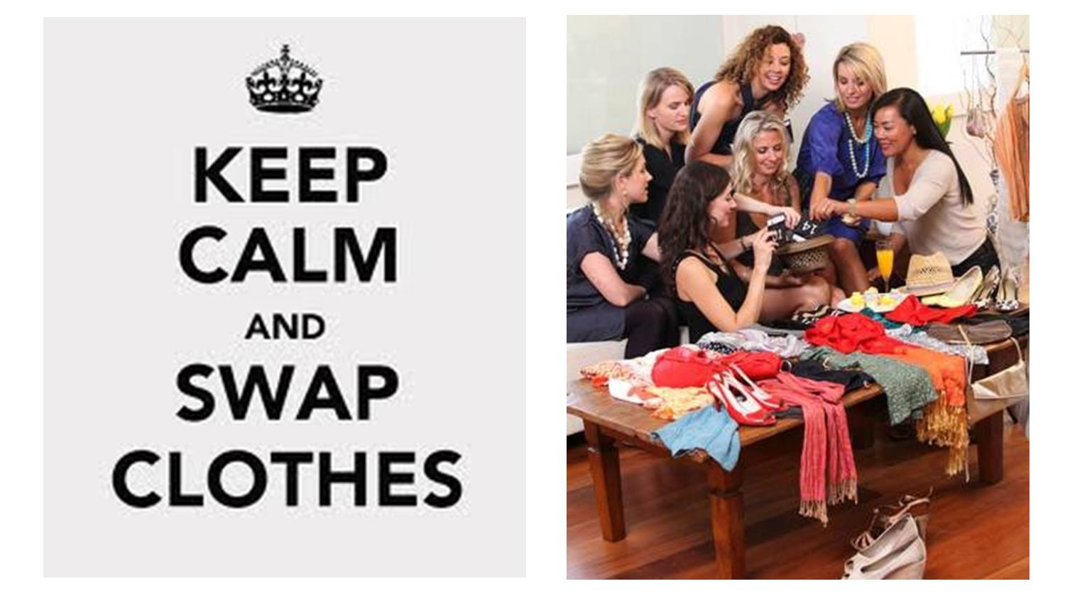 Tips For Hosting A Fashion Swap Party
