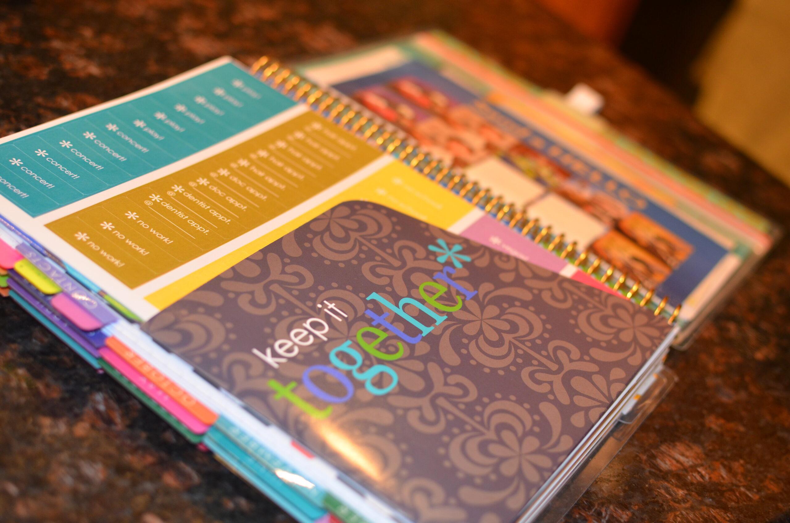 2014 organizational challenge erin condren giveaway for For planner