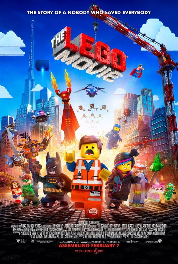 The LEGO Movie Baton Rouge Moms