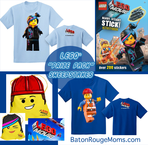 The LEGO Movie Baton Rouge