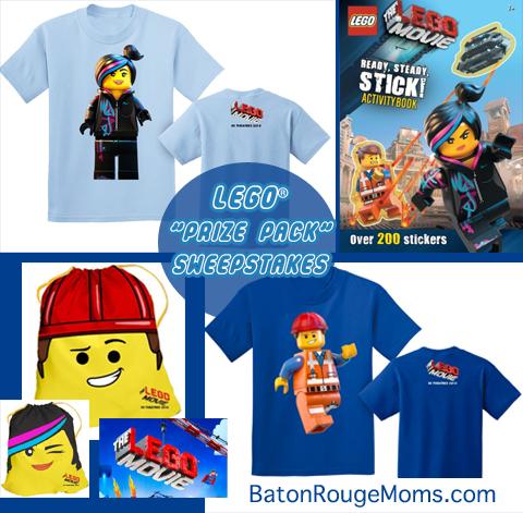 The LEGO Movie Baton Rouge