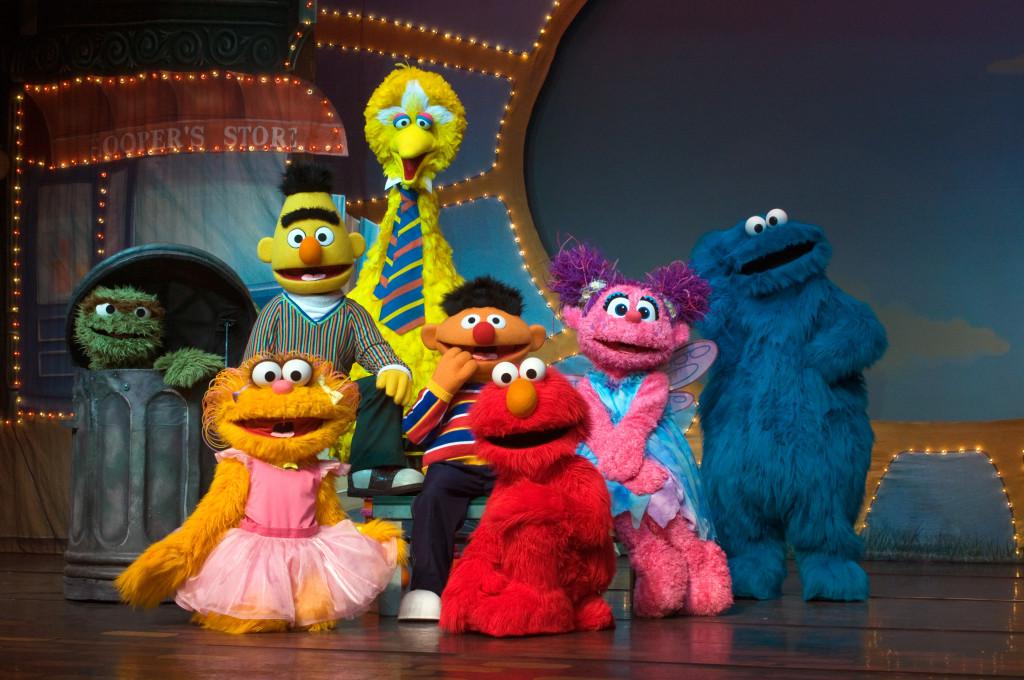 Sesame Street Live Baton Rouge
