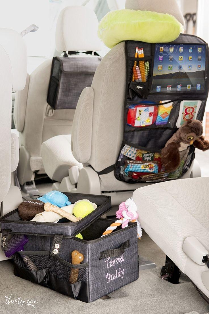 10 Clutter Free Car Tips Thirty One Car Organization