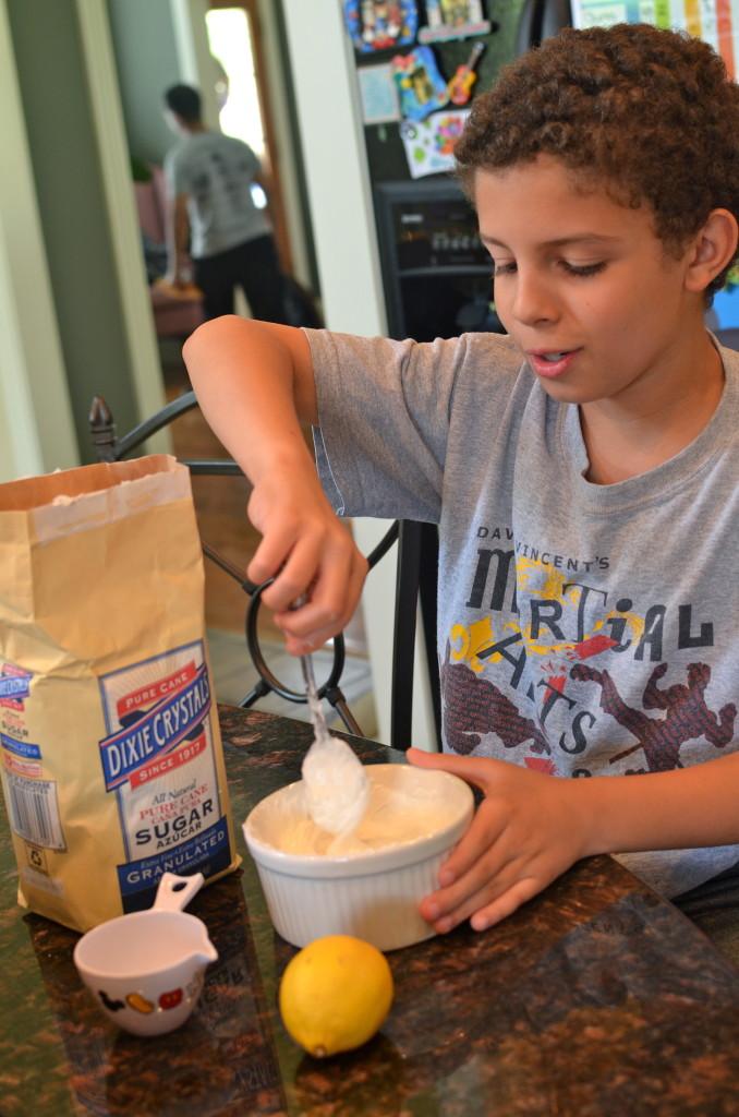 Rice Krispie Treat Easter Eggs