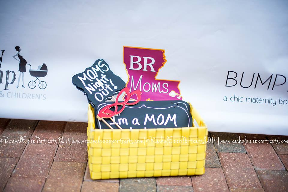 Moms Night Out Photo Props