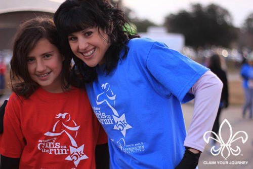 Flashback to Girls on the Run 5k 12-10-11