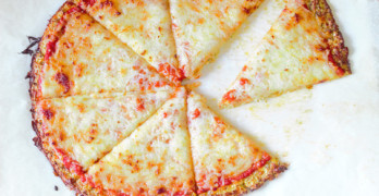 cauliflower crust pizza - red stick spice