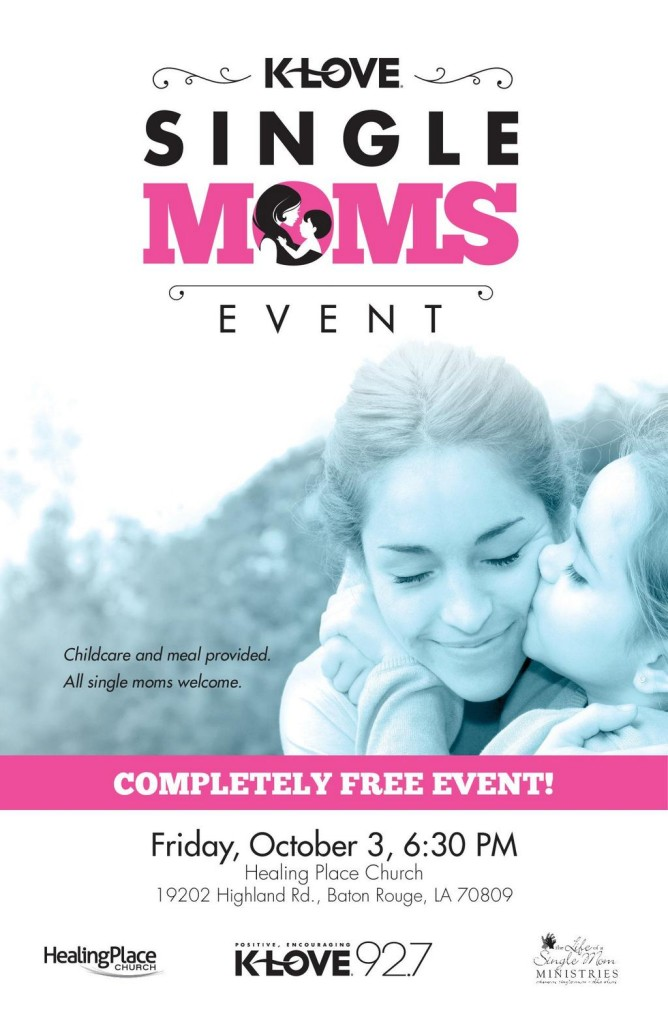 Single Moms Event K-Love