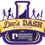 Join us for Doc's DASH 5K and 1 mile fun run.