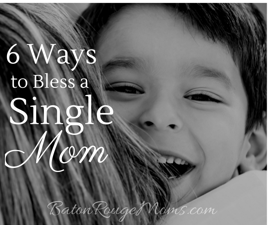 Single Mom Ministries Baton Rouge