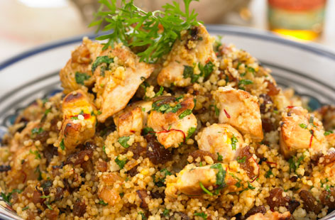 Couscous recipes chicken breast