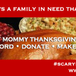 The Scary Mommy Thanksgiving Project 2014