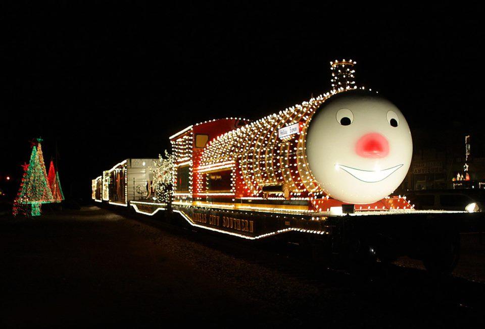 Kansas City Southern Holiday Express