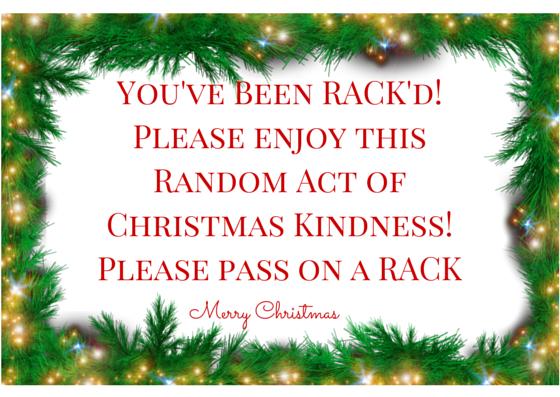 RACK - Random Acts of Christmas Kindness