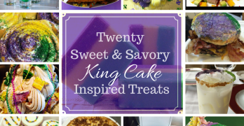 King Cake Inspired