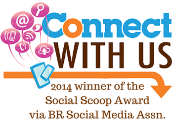 2014 winners of the Social Scoop Award