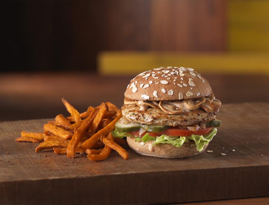 Baton Rouge Burger