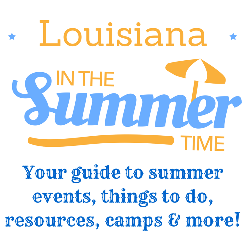 Baton Rouge Summer Family Events