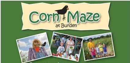 Baton Rouge Corn Maze