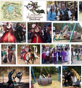 Louisiana Renaissance Festival @ Hammond | Louisiana | United States