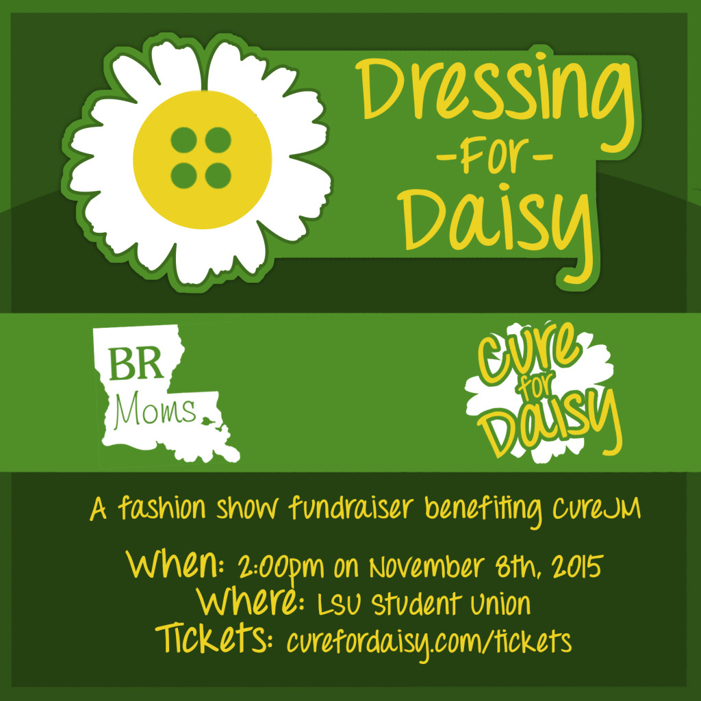 Dressing for Daisy