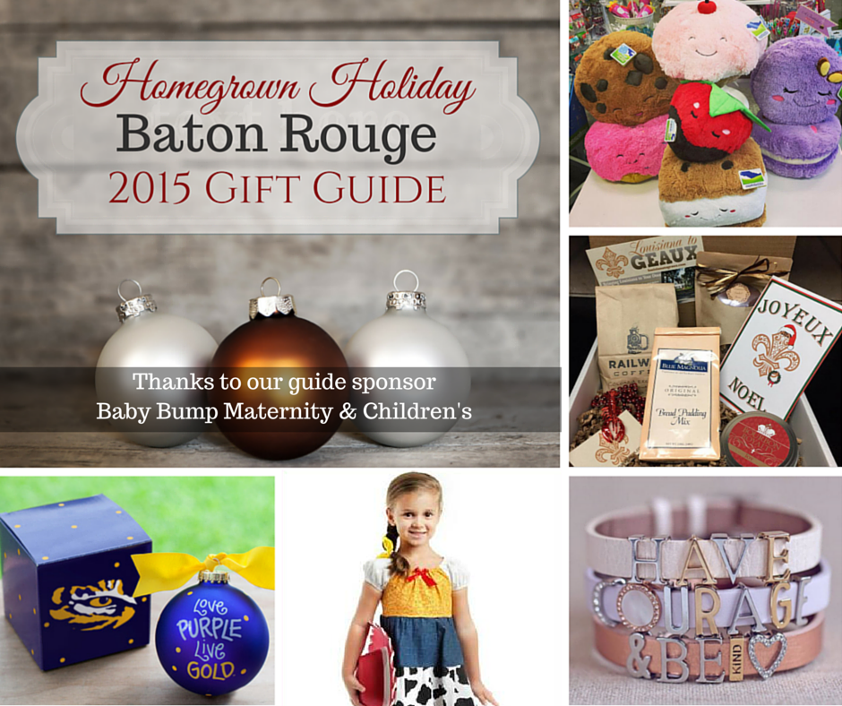 Baton Rouge Christmas Gift Guide Local