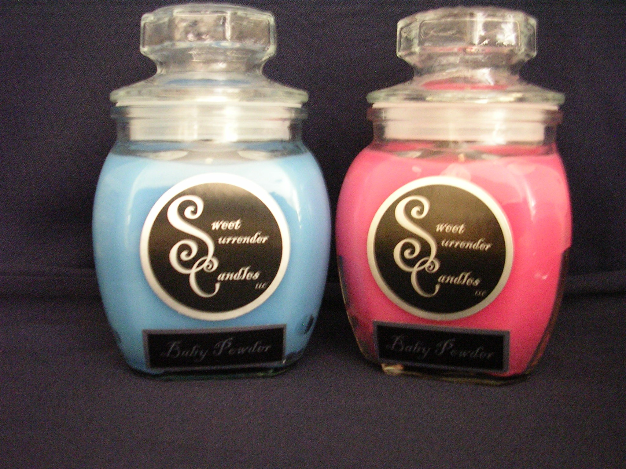 Sweet Surrender Candles