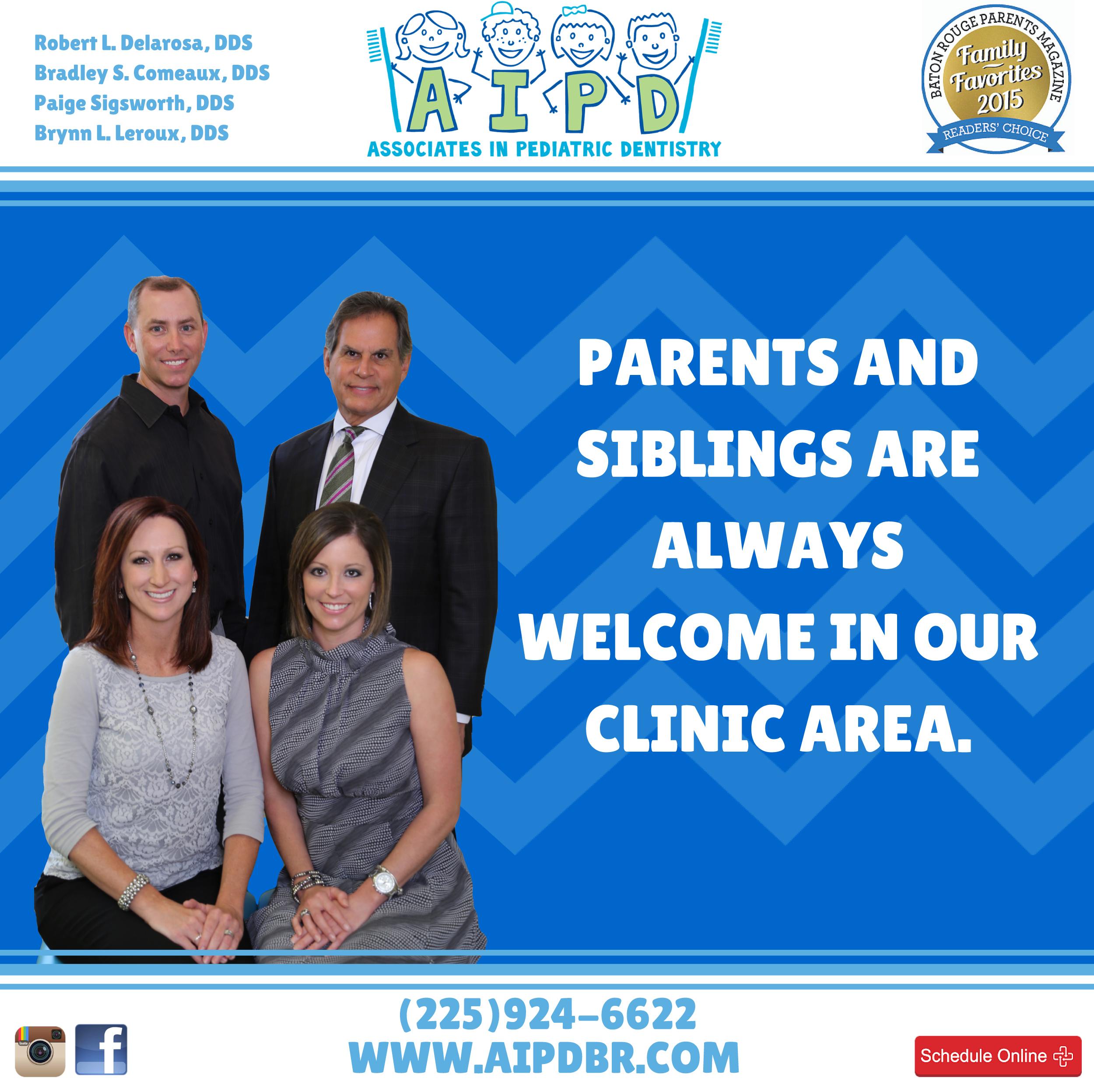 Associates in Pediatric Dentristy