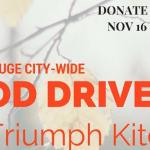 Triumph Kitchen Yelp Baton Rouge Food Drive