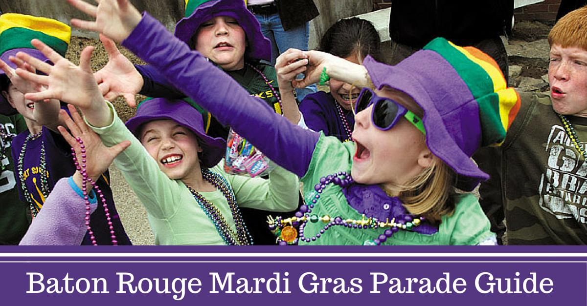Baton Rouge Mardi Gras Guide