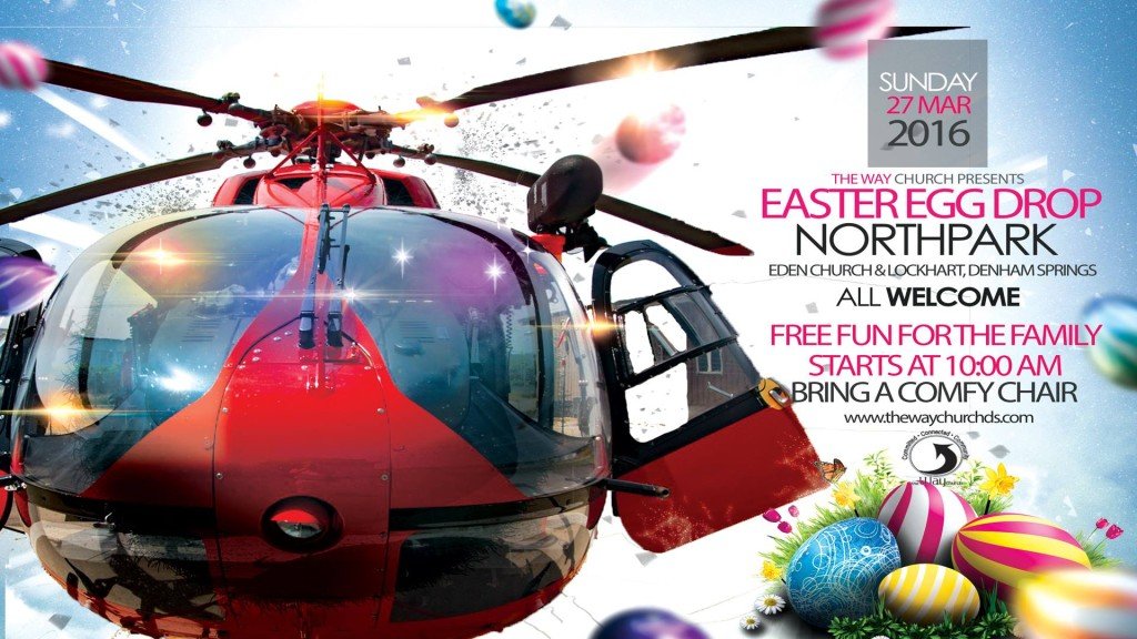 Easter Egg Drop Denham Springs Baton rouge