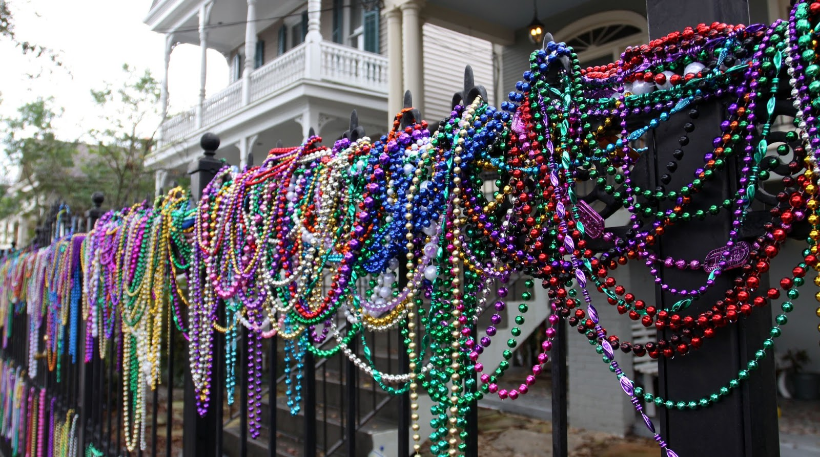 Dangers of Mardi Gras beads