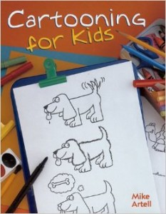 Drawing Instructions & Cartooning for Kids with Mike Artell