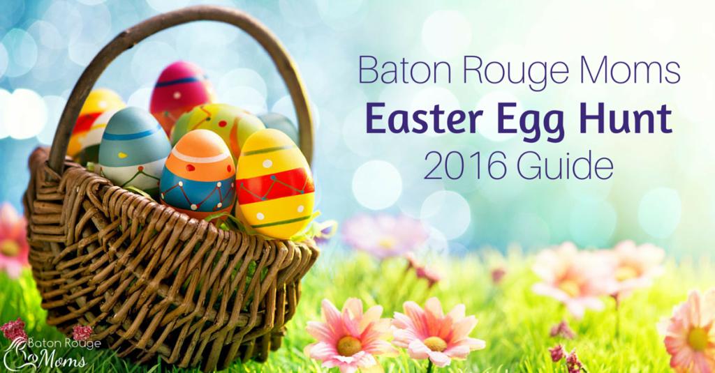Baton Rouge Easter Egg Hunts Easter Bunny