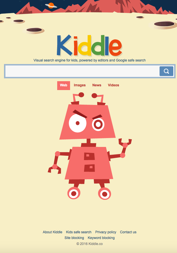 Kiddle Search Engine Is The Google For Kids