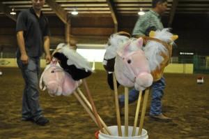 Farr Park Stick Horse Rodeo Baton Rouge