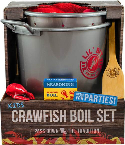 Lil Bit Crawfish Boil Set