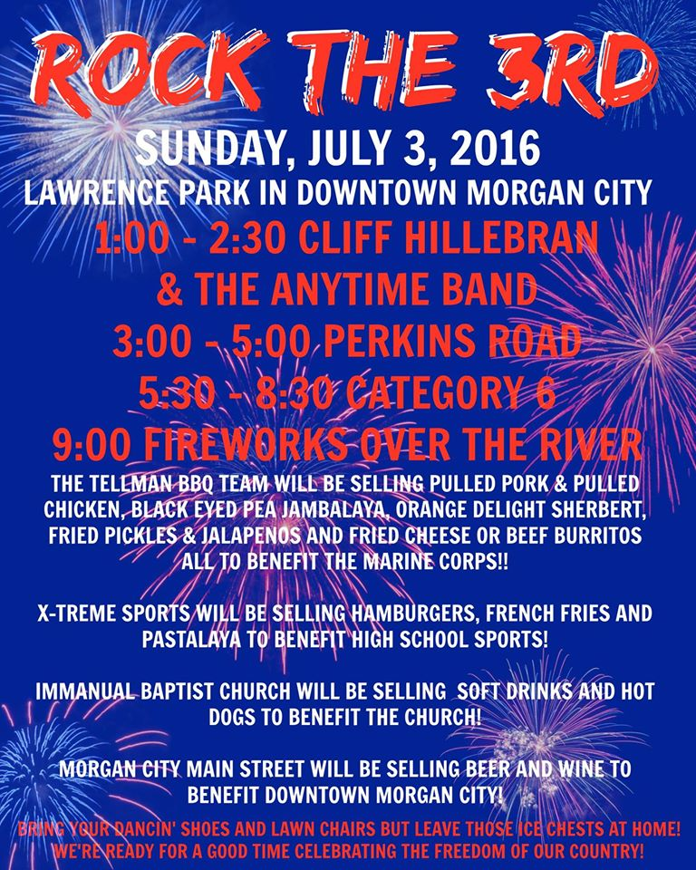 baton rouge fourth of july