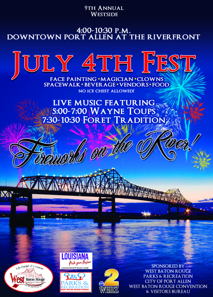 July 4th Fest Baton Rouge
