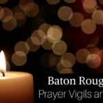 Vigils & Events Planned Across Baton Rouge Area For Fallen Officers