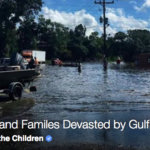 Save the Children in Louisiana