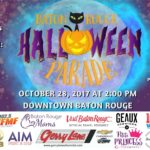 Baton Rouge Halloween: Halloween Parade, Fifolet Festival, Pumpkin Pi Race
