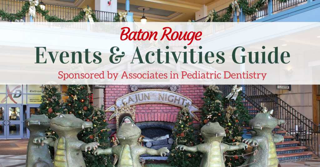 2016 Baton Rouge Holiday & Christmas Events Guide