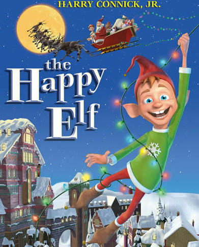Harry Connick, Jr.'s The Happy Elf