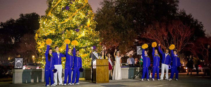 LSU Holiday Spectacular