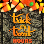 BATON ROUGE AREA HALLOWEEN – TRICK-OR-TREATING & TRUNK-OR-TREAT