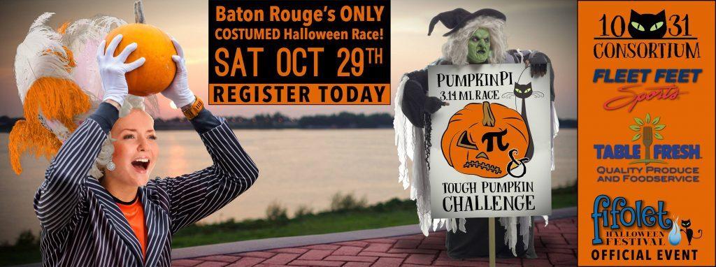 Baton Rouge Halloween Town
