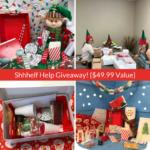 "Elf on the Shelf Help is here with ""Shhhelf Help"""