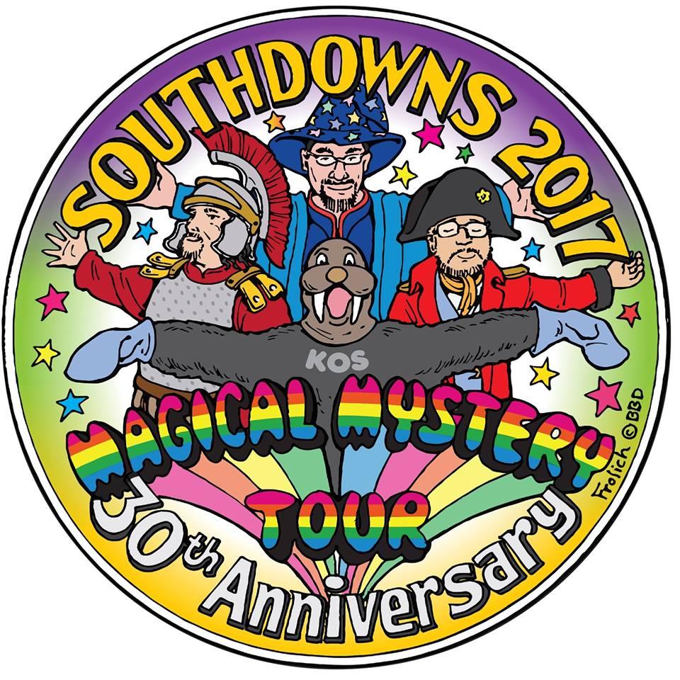Krewe of Southdowns Mardi Gras Parade
