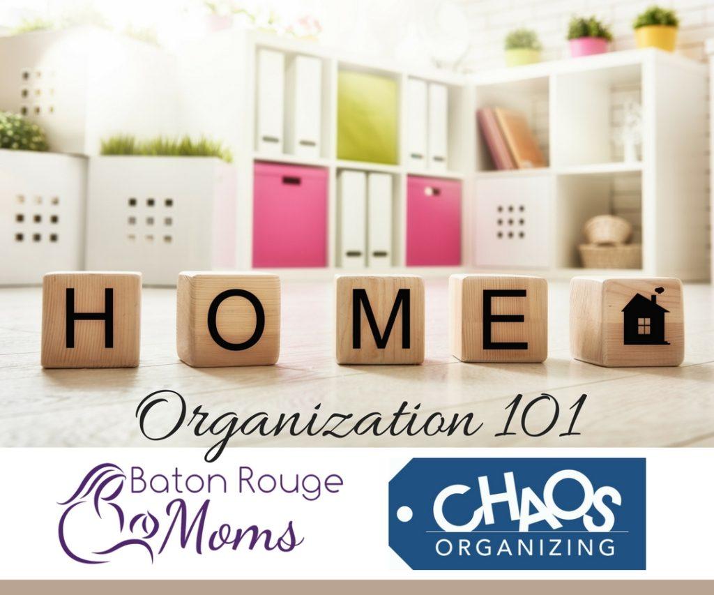 Get Organized Month